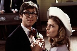 Brad and Janet from the Rocky Horror Picture Show