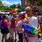 Image of a gay pride festival