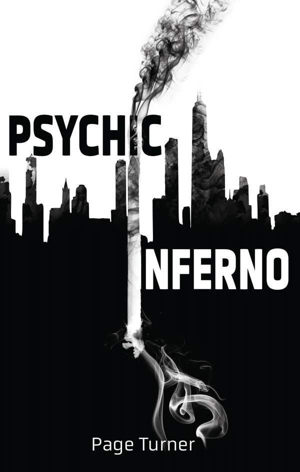 Book cover of Psychic Inferno